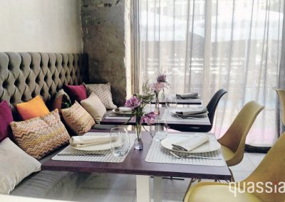 "Restaurante ""La Milagrosa Irreverente"", Granada"