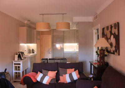 Reforma parcial de vivienda en Playa Granada, Motril