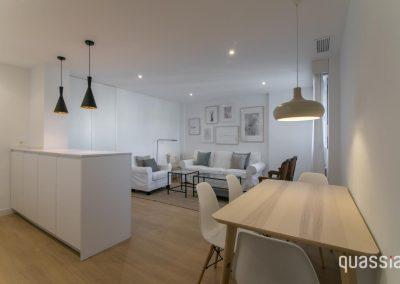 Reforma de apartamento en Avda. Andaluces